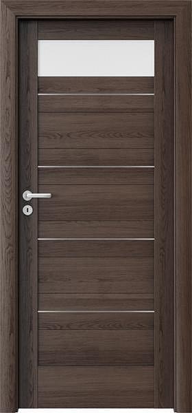 Interiérové dveře VERTE C - C1 intarzie