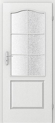 obrázek Interiérové dveře PORTA LONDÝN - malá mřížka