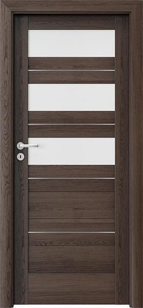 Interiérové dveře VERTE C - C3 intarzie