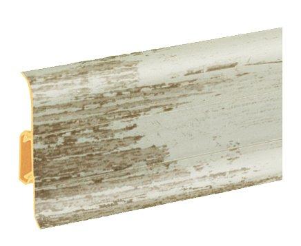 obrázek Podlahová lišta soklová - Cezar Premium 206