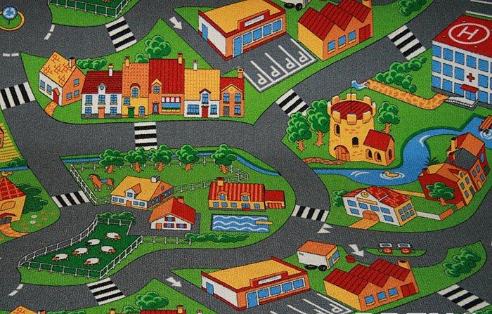 obrázek Bytový koberec Little Village 90