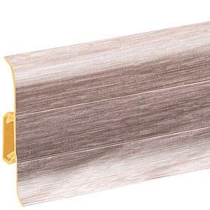 obrázek Podlahová lišta soklová - Cezar Premium 174
