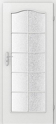 obrázek Interiérové dveře PORTA LONDÝN - velká mřížka