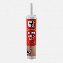 doporučujeme přikoupit: Silikon akrylový tmel Den Braven bílý - 280 ml