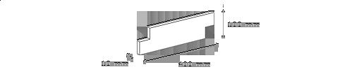 obrázek Kamenný obklad Stegu - Rusty