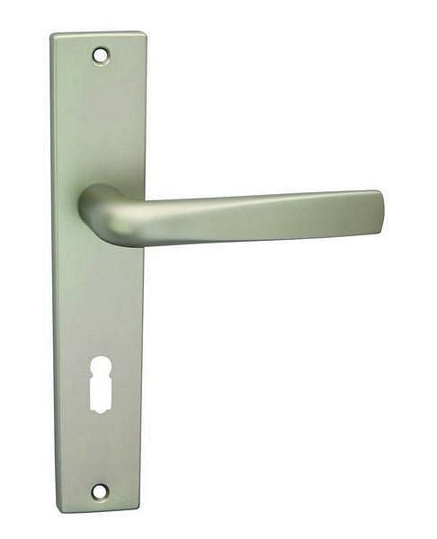 obrázek Cobra dveřní kování FLAT BB72 F9