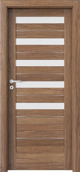 Interiérové dveře VERTE D - D5 intarzie