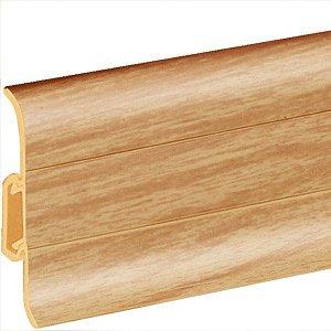obrázek Podlahová lišta soklová - Cezar Premium 72