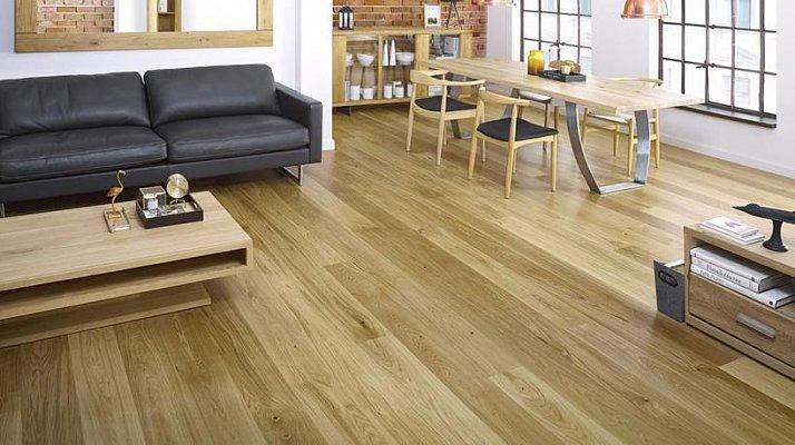obrázek Dřevěná podlaha Barlinek Pure - Dub Askania Grande