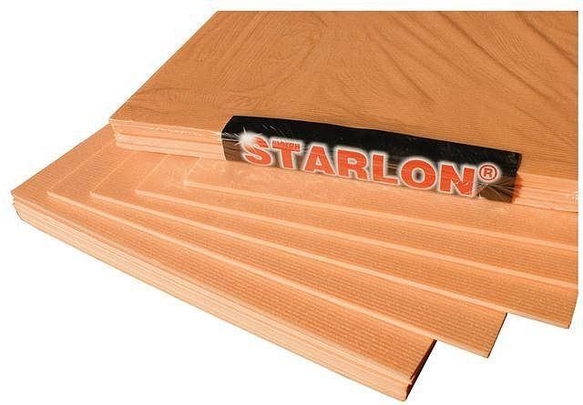 obrázek Podložka pod plovoucí podlahy Starlon 3 mm - 5 m²