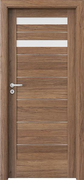 Interiérové dveře VERTE D - D2 intarzie