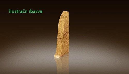obrázek Koncovka pravá k liště Cezar Premium 78