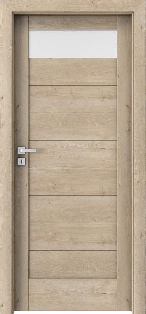 Interiérové dveře VERTE C - C1
