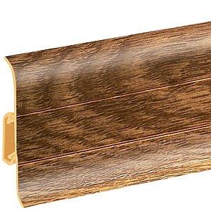 obrázek Podlahová lišta soklová - Cezar Premium 156
