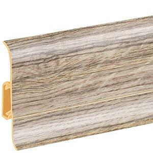 obrázek Podlahová lišta soklová - Cezar Premium 145