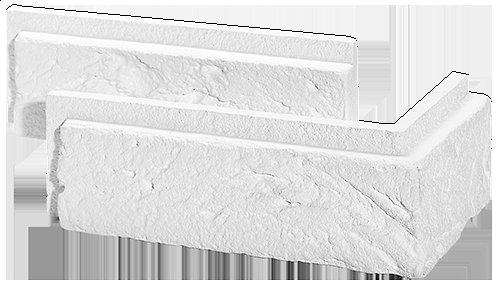 obrázek Obklad Stegu - Parma white (roh)