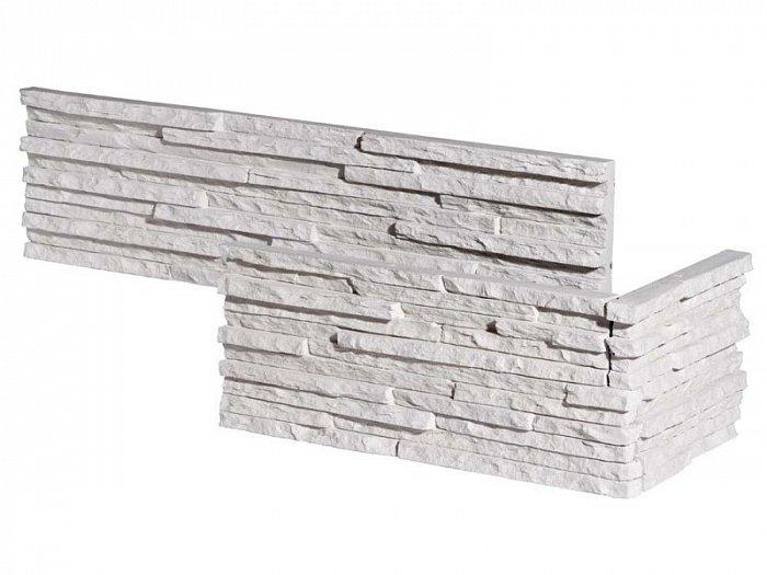 obrázek Venkovní Obklad Stegu - Palermo white (roh)