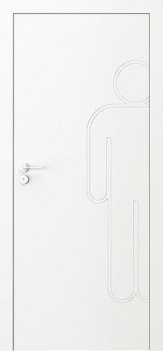 obrázek Interiérové dveře PORTA VECTOR M