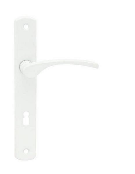 obrázek Cobra dveřní kování LAURA BB72 BILA