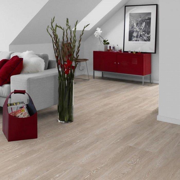 Vinylová podlaha Tarkett Starfloor Click 30 - Cerused Oak Beige 35998005