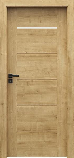 Interiérové dveře VERTE PREMIUM E - E1