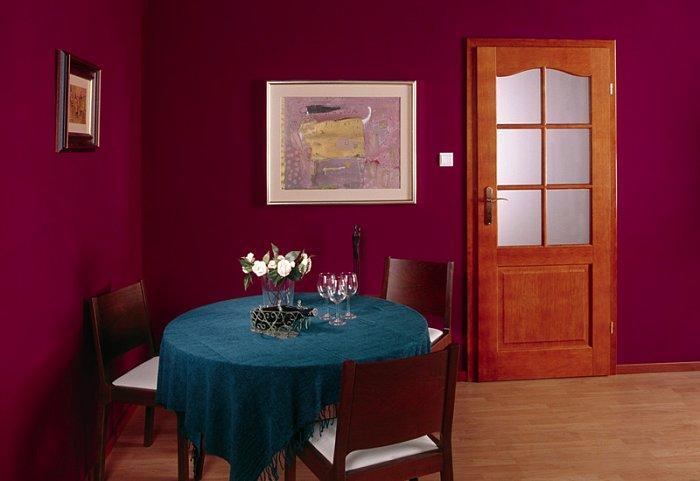 obrázek Interiérové dveře PORTA MADRID - střední mřížka