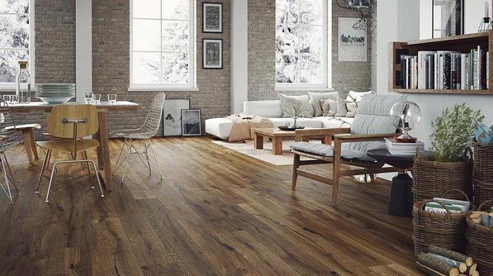 Dřevěná podlaha Barlinek Pure Vintage - Dub Porto Grande
