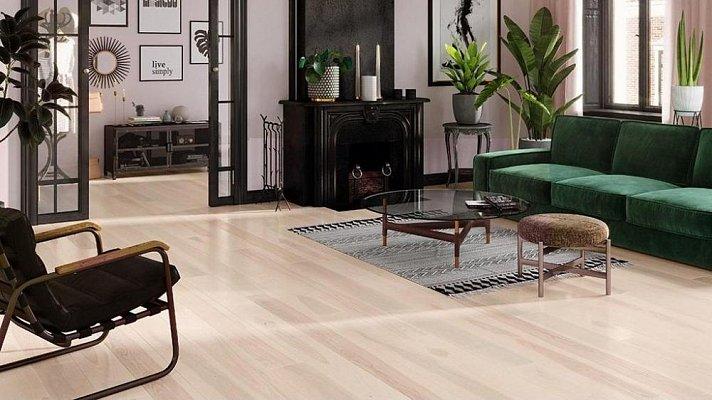 Dřevěná podlaha Barlinek Pure - Jasan Limone Grande