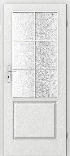 Interiérové dveře PORTA VÍDEŇ - malá mřížka