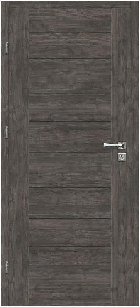 Interiérové dveře VOSTER PLATINIUM Q 80