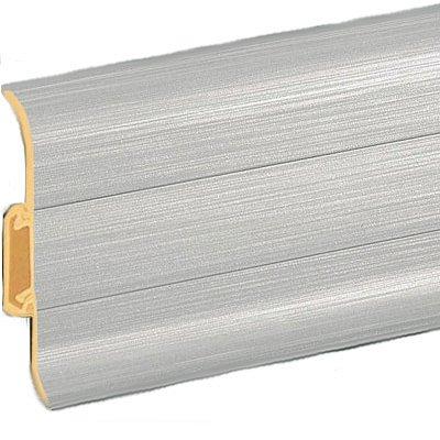 obrázek Podlahová lišta soklová - Cezar Premium 201