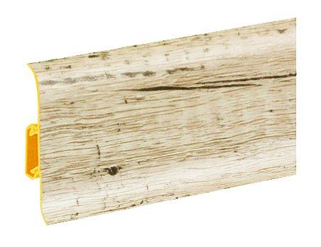 obrázek Podlahová lišta soklová - Cezar Premium 211