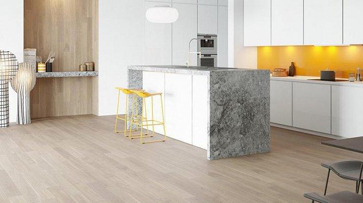 Dřevěná podlaha Barlinek Pure - Dub Coconut Piccolo