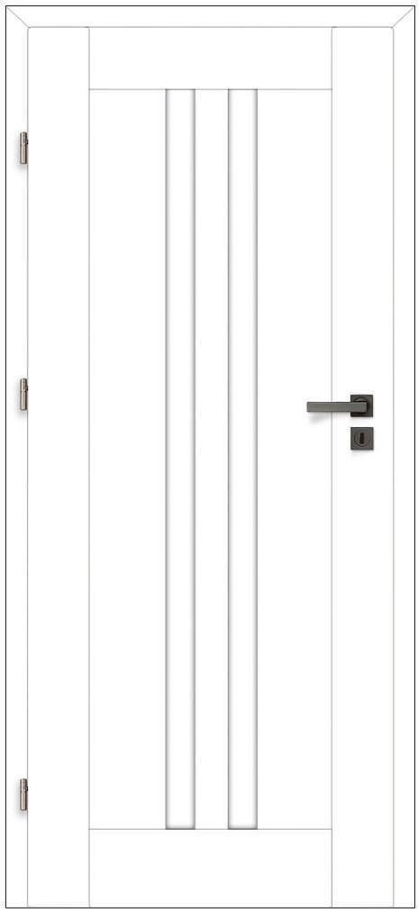 Interiérové dveře VOSTER MEDIOLAN 30