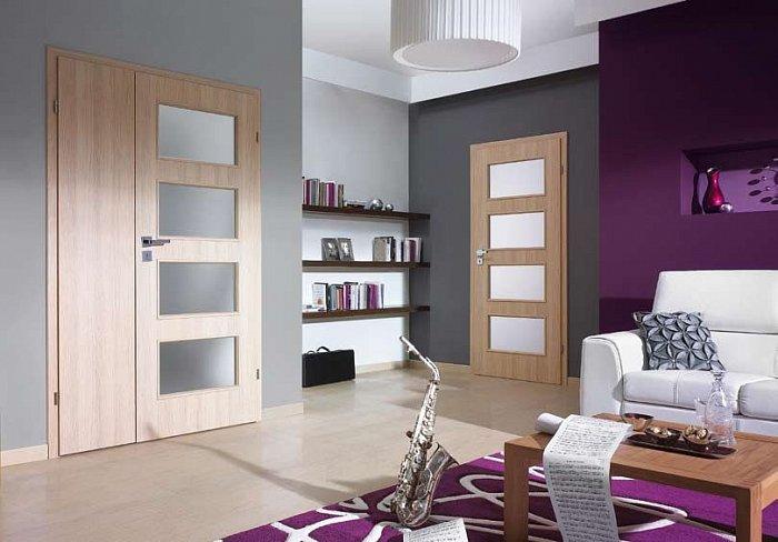 obrázek Interiérové dveře PORTA Laminát CPL 5.5