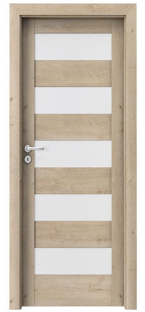 Interiérové dveře VERTE C - C5