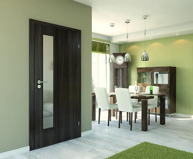 obrázek Interiérové dveře VERTE BASIC lift