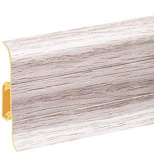 obrázek Podlahová lišta soklová - Cezar Premium 157