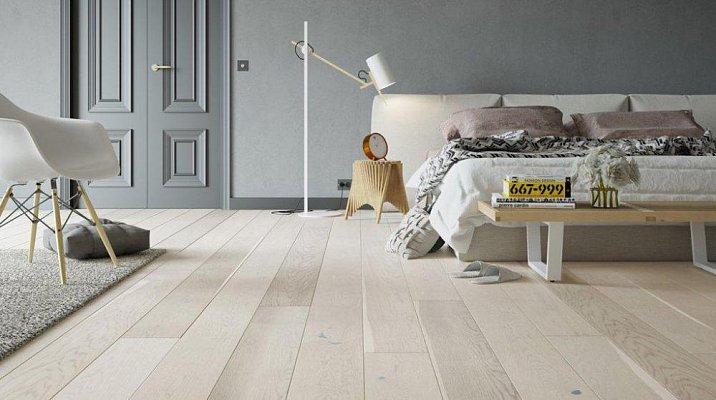 Dřevěná podlaha Barlinek Chutě Života - Dub Cappuccino Grande