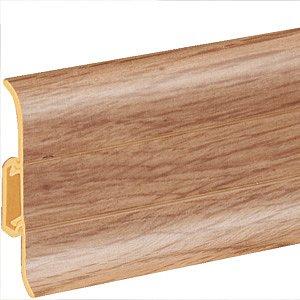 obrázek Podlahová lišta soklová - Cezar Premium 116