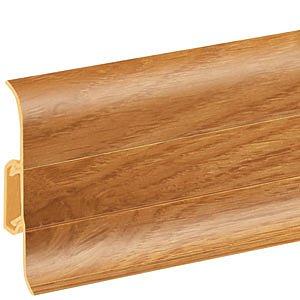 obrázek Podlahová lišta soklová - Cezar Premium 141