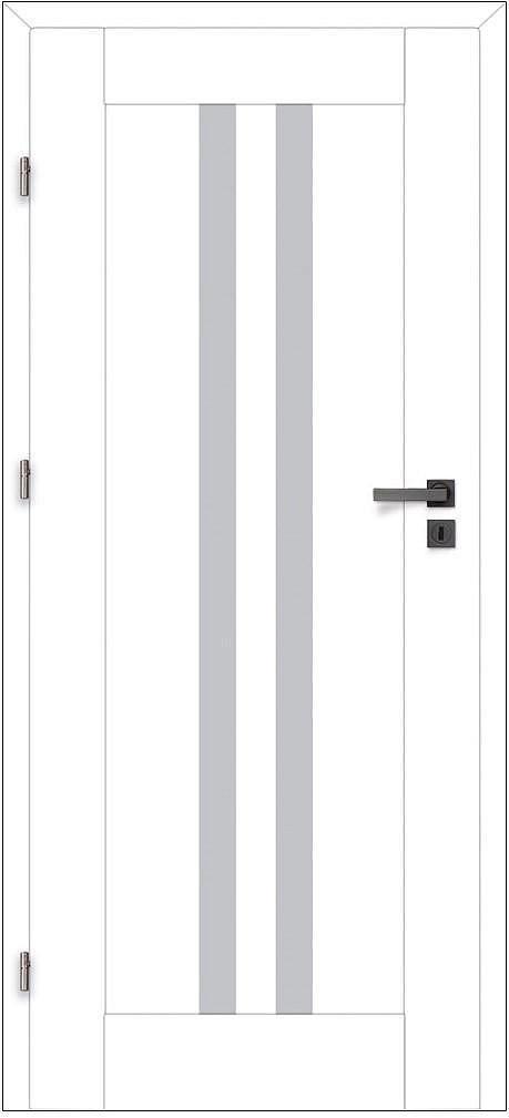 Interiérové dveře VOSTER MEDIOLAN 20