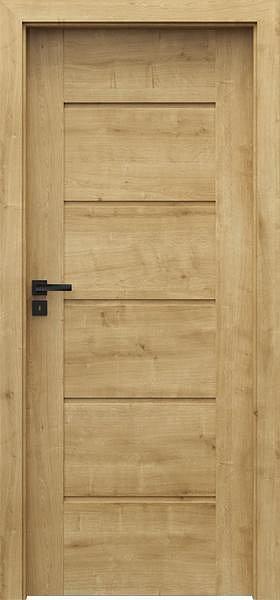 Interiérové dveře VERTE PREMIUM E - E0