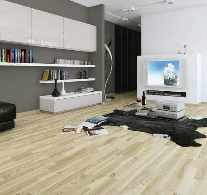 Dřevěná podlaha Bear & Wood - Jasan Mount Carpe
