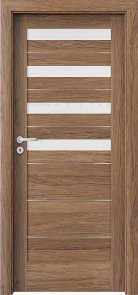 Interiérové dveře VERTE D - D4 intarzie