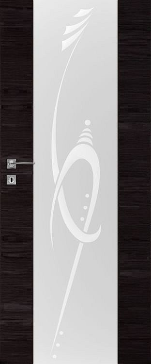Interiérové dveře DRE VETRO A - A2
