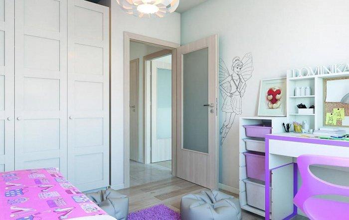 obrázek Interiérové dveře PORTA DECOR - model D