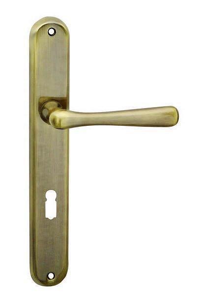 obrázek Cobra dveřní kování ELEGANT BB72 OFS