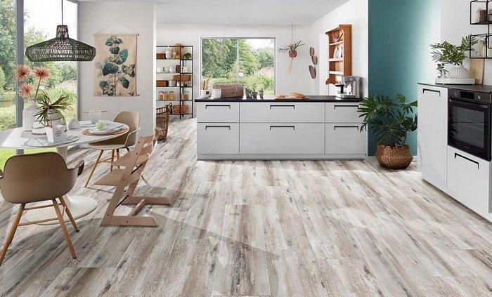 Plovoucí podlaha Krono Original Variostep Wide Body - Borovice Stonerush K393