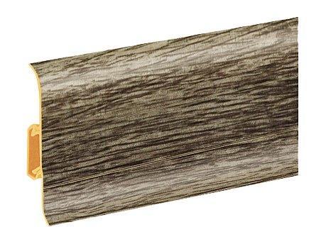 obrázek Podlahová lišta soklová - Cezar Premium 212